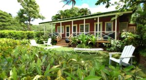 Steal Away For A Weekend Of Relaxation At This Remote Cottage Resort In Hawaii