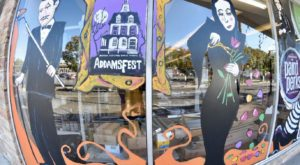 This 3-Day Addams Family Themed Festival In New Jersey Will Make Your Halloween Spooky