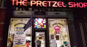 This Old Fashioned Pretzel Shop In Pittsburgh Has Been Open Since 1927