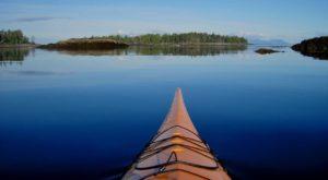 Kayak Through Alaska's Oldest City For An Unforgettable Adventure