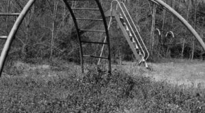 The Mysterious Abandoned Playground In Mississippi That Will Send Shivers Down Your Spine
