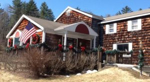 The Magical Place In Vermont Where It's Christmas Year-Round