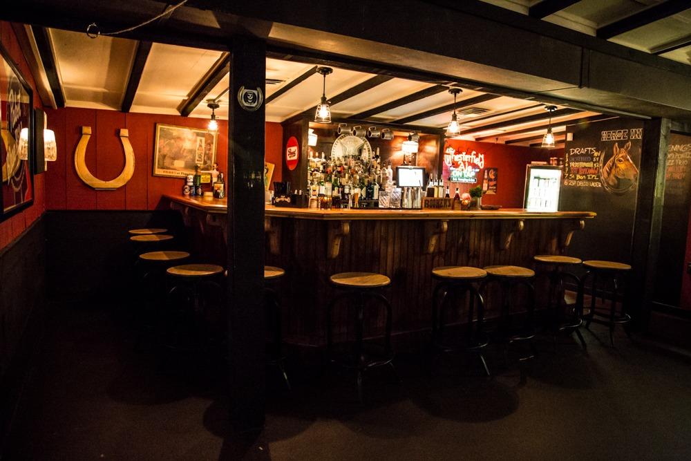 Horse Inn A Restaurant In Pennsylvania Sits In Converted