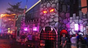 Enter Kennywood's Bone Chilling Haunted Attraction – If You Dare
