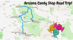 The Sweetest Road Trip In Arizona Takes You To 9 Old School Chocolate Shops
