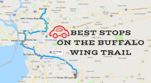 7 Stops Everyone Must Make Along Buffalo's Wing Trail