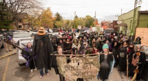 Every Hoosier Should Visit The Oldest Halloween Festival In Indiana This Month