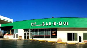 The Best Barbecue In Kansas Actually Comes From A Small Town Gas Station