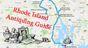 The Ultimate Guide To Antiquing In Rhode Island Is Here And You'll Love Every Stop Along The Route