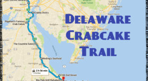 10 Stops Everyone Must Make Along Delaware's Crabcake Trail