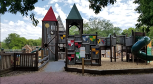 The Amazing Playground Fort In Nebraska That Will Bring Out The Child In Us All
