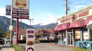 This Drive-Thru Bakery In Southern California Has Better Bagels Than New York