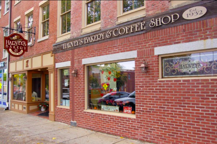 Harveys Bakery Coffee Shop Google