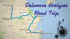 The Ultimate Guide To Antiquing In Delaware Is Here And You'll Love Every Stop Along The Route