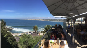 The Epic Ocean View From This Southern California Eatery Will Make Your Jaw Drop