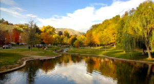 You'll Want To Plan A Day Trip To This Pretty Park In Utah Before Autumn Ends