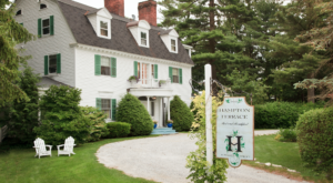 Stay The Night In This Nineteenth Century Mansion For An Unforgettable Massachusetts Getaway