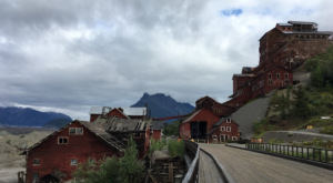 The Alaska Ghost Town That's Perfect For An Autumn Day Trip