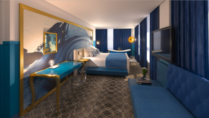 The Historic And Colorful Hotel In St. Louis That Will Take You By Surprise