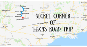 See The Very Best Of Texas' Secret Corner In One Day On This Epic Road Trip