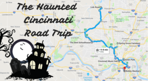 This Haunted Road Trip Will Lead You To The Scariest Places In Cincinnati