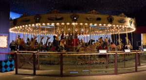 These Ancient Carousels In Indiana Are Some Of The Oldest In The World