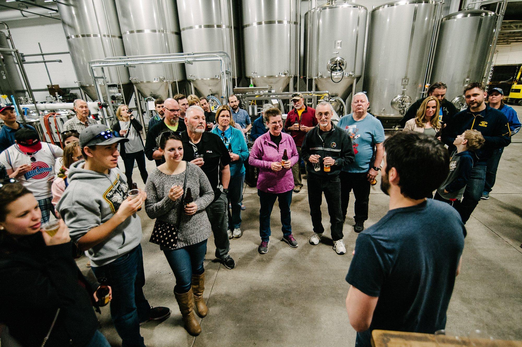 Best Nashville Brewery Tours