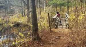 The Beautiful Bridge Hike In Rhode Island That Will Completely Mesmerize You