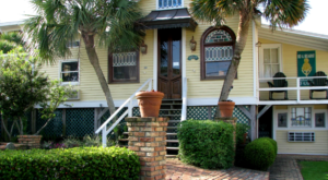 This Seaside Bed And Breakfast In Alabama Will Have You Feeling Far Away From It All