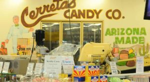 You Won't Find Anything Like This Old Fashioned Candy Factory Anywhere But Arizona