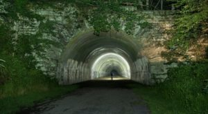 This Amazing Hiking Trail In North Carolina Takes You Through A Haunted Tunnel