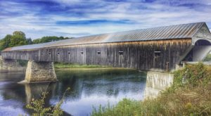 The Remarkable Bridge In Vermont That Everyone Should Visit At Least Once