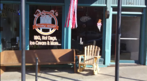 This Little Trolley Stop In Arkansas Has The Best Smoked Meats You'll Ever Taste
