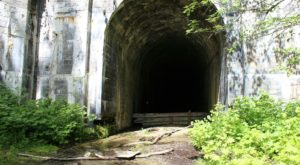Follow This Abandoned Railroad Trail For One Of The Most Unique Hikes In Washington