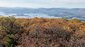 The Awesome Hike That Will Take You To The Most Spectacular Fall Foliage In New Hampshire