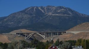 The Remarkable Bridge In Nevada That Everyone Should Visit At Least Once
