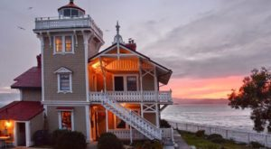 The Secret Island In Northern California With A Stunning Bed And Breakfast
