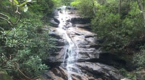 Most People Will Never See This Wondrous Waterfall Hiding In South Carolina