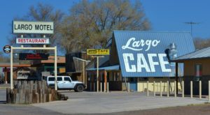 This Quaint Motel In New Mexico Is Home To A Restaurant All The Locals Love