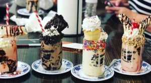 The Milkshakes At This Little Shop In Nashville Are Some Of The Best You'll Ever Try