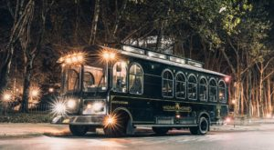 This Haunted Trolley In New York Will Take You Somewhere Absolutely Terrifying