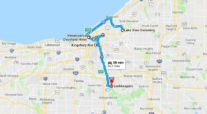 This Haunted Road Trip Will Lead You To The Scariest Places In Greater Cleveland