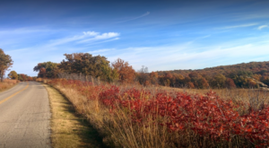 The Heritage Trail In Oklahoma That's Perfect For An Autumn Day Hike