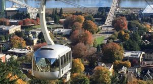 This Breathtaking Gondola Ride In Oregon Will Show You The Fall Colors Like Never Before