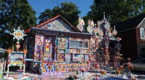 The Most Eccentric House In America Can Be Found Right Near Buffalo