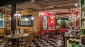 This Quirky Basement Restaurant In Idaho Is A True Hidden Gem