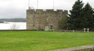 This Maine Fort Is Among The Most Haunted Places In The Nation