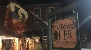 This Haunted Trolley In Massachusetts Will Take You Somewhere Absolutely Terrifying