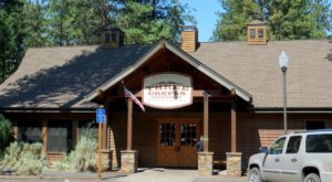 This Oregon Lodge-Style Brewery Nestled In The Pines Is Unexpectedly Awesome