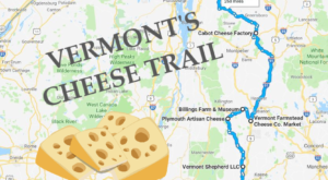 8 Stops Everyone Must Make Along Vermont's Cheese Trail